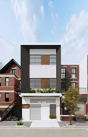 100 Modern Homes Design Ideas Narrow S Lot Houses Transform Skinny Exterior