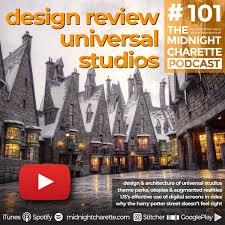 100 Studio 101 Designs The Design Architecture Of Universal S The Midnight