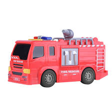 100 Fire Truck Kids KIDS BOYS CHILDREN Toy Vehicle Cars With Lights