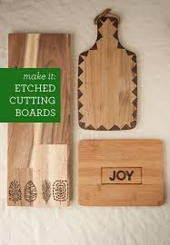 The Perfect Gift Etched Cutting Boards Design Mom Dremel ProjectsDremel IdeasWood