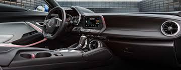 2016 Chevrolet Camaro Cockpit Features Bachman Chevrolet