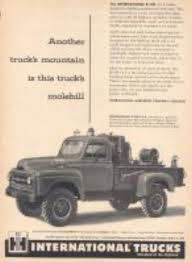 Pin By Ben Sivertson On Vintage 4x4 Trucks | Pinterest | Harvester ...