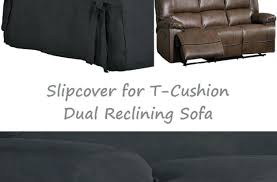 Dual Reclining Sofa Slipcovers by Recliner Single Recliner Horrifying Oversized Single Recliner