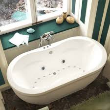 Creative of Freestanding Jetted Tub Plumbing Parts Plus Bathtubs