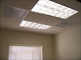 Plastic Fluorescent Light Covers Replacement Wraparound