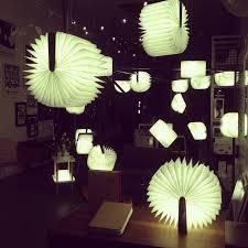 Lumio Folding Book Lamp