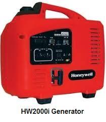 honeywell hw2000i generator parts