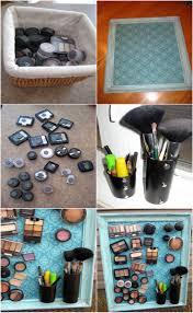 Top 10 DIY Makeup Storage Ideas Top Inspired
