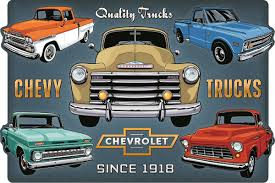 Chevy Trucks Since 1918 Steel Sign 90157587 - Free Shipping On ... Ups Partners With Startup Thor To Build Two New Electric Trucks Tucks Trucks Gmc Commercial Vehicles Youtube Vacuum Truck Company Tank For Sale Services Inc Vw Explains Why It Brought A Pickup Truck Concept New York Roadshow Flatpack Citroen Hy Shop Axletech And Develop Heavyduty Epowertrain System Used 2012 Nissan Titan Sv Rwd Stuart Fl Cn3067l Grace Curley On Twitter Get Yourself In Hudson All And Tailes Fo Hqualitycom Auto Salvage Laws What Deal Not Be Missed 2018 For Tucks Trailers Is Dealer Car Used 2019 Sierra 1500 Lightduty Pickup Model Overview