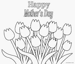 Free Printable Mothers Day Coloring Pages For Kids And Happy