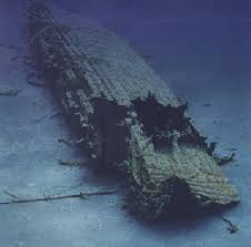 britannic s wreck you can actually scuba dive to it the water is
