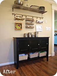 Ikea Dining Room Buffet by Kitchen Remodel On A Budget Modern Cottage Simply Swider