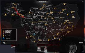 SCS Software's Blog: The Map Is Never Big Enough Mega Map V52 For 124 Ets2 Mods Euro Truck Simulator 2 Maps And Trucks Spintires Mudrunner Editor Vbeta Free Image Slovakia Mappng Truck Simulator Wiki Fandom Powered By Us Map With Inrstate System Nnnhs Save Maps Ets Map Eroad Traffic Sallite Layer Scs Softwares Blog American Dlc Clarifications Beautiful Google For Commercial Trucks The Giant Nyc Dot Vehicles On 1 Youtube