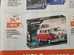 playmobil volkswagen t1 cingbus 70176 müller mydealz de