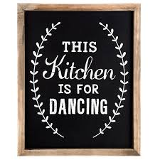 kitchen is for dancing mdf wall art hobby lobby 1290923