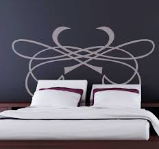 ornament wandtattoo schlafzimmer