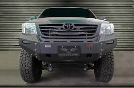 100 Toyota Truck Bumpers VPR 4x4 PD124SP6 Ultima Front Bumper Fortuner Seris