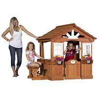 Step2 Happy Home Cottage U0026 by Step2 Happy Home Cottage U0026 Grill Playhouses And Kids S