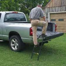 Truck Bed Step Ladder S L 300 Fine Is Loading Tailgate Traxion Heavy ...