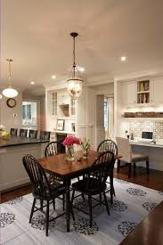 pendant lights above kitchen table trendyexaminer