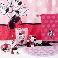 Mickey And Minnie Bath Decor by Minnie Mouse Bathroom Collection The Girls U0027 Bathroom Pinterest