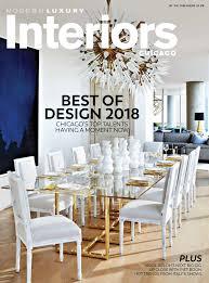 100 Modern Luxury Design Interiors Chicago Best Of 2018
