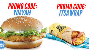 Don't Say BoJio: McDonald's Promo Codes To Redeem A FREE ... Mcdonalds Card Reload Northern Tool Coupons Printable 2018 On Freecharge Sony Vaio Coupon Codes F Mcdonalds Uae Deals Offers October 2019 Dubaisaverscom Offers Coupons Buy 1 Get Burger Free Oct Mcdelivery Code Malaysia Slim Jim Im Lovin It Malaysia Mcchicken For Only Rm1 Their Promotion Unlimited Delivery Facebook Monopoly Printable Hot 50 Off Promo Its Back Free Breakfast Or Regular Menu Sandwich When You