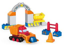 100 Bob The Builder Trucks Amazoncom Mega Bloks Mucks Rock Drop Loading