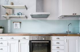 Splash Guard Kitchen Sink by Glass Backsplash Ideas For The Kitchen Apartment Therapy