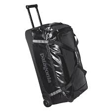 Patagonia Black Hole Wheeled Duffel Bag 120L