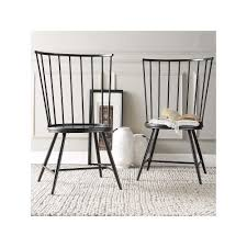 Homevance HomeVance Emmet 2-piece High Back Windsor Chair Set ...