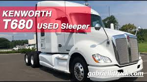 USED Kenworth T680 Sleeper Semi-Truck For Sale - YouTube Custom Studio Sleepers 2015 Intertional Prostar Plus Sleeper Semi Truck N13 450hp Old Used Trucks Sale For Used 2010 Freightliner Scadia Tandem Axle Sleeper For Sale In Tx 2744 2012 125 Ta Tag Eric Single Sleepers 2019 Kenworth T680 Wultrashift 10854 20 Lvo Vnl64t760 574152 Premium For Big Come Back To The Trucking Industry Ari Legacy