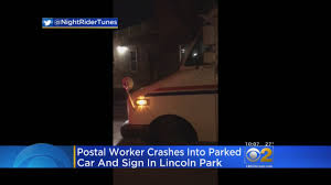Postal Truck Crashes Into Parked Car And Sign – CBS Chicago Inside The Postal Truck Youtube Youve Got Mail Truck Nhtsa Document Previews Mahindra Usps Vehicle Long Life Vehicles Last 25 Years But Age Shows Now Uncle Sam Bets On Selfdriving Trucks To Save Post Office Inglewood Service Employee Accomplice Charged After Nearly Three People Injured In Mhattan Being Run Over By Driver Clean Energy Fuels Corp Adds Natural Gas Fleets Transport Topics Moneylosing Hopes Trump Will Allow It Alter Does Mail Get Delivered 4th Of July Robbed At Gunpoint South La Video Us Postal Goes Rogue Miamidade County Curbside Classic 1982 Jeep Dj5 Dispatcherstill Delivering The