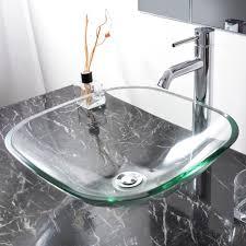 Ebay Bathroom Vanity With Sink by Glass Bowl Sink Vanity Befon For