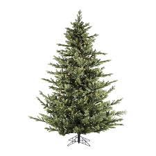 Christmas Tree Farm Lincoln Ne by Shop Artificial Christmas Trees At Lowes Com