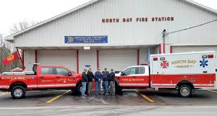 100 Used Service Trucks Pair Of New Vehicles Added To North Bay Fire Fleet Rome