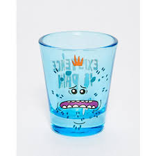 Spencers Lava Lamp Contest by Rick And Morty Shot Glass 1 5 Oz Spencer U0027s
