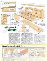 wall bookshelf plans furniture plans woodshit pinterest