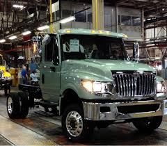 100 Navistar Truck Ships First International TerraStar 4x4 Units