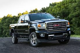 2017 GMC Sierra HD – Powerful Diesel Heavy Duty Pickup Trucks Gmc Comparison 2018 Sierra Vs Silverado Medlin Buick F150 Linwood Chevrolet Gmc Denali Vs Chevy High Country Car News And 2017 Ltz Vs Slt Semilux Shdown 2500hd 2015 Overview Cargurus Compare 1500 Lowe Syracuse Ny Bill Rapp Ram Trucks Colorado Z71 Canyon All Terrain Gm Reveals New Front End Design For Hd