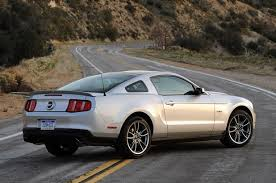First Drive 2011 Ford Mustang GT changes the game Autoblog