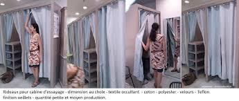 rideaux pour placard de chambre rideaux de cabine d essayage sur mesure dans confection