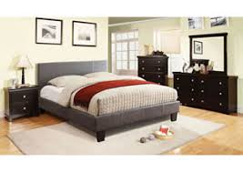 Eastern King Platform Bed by Bedrooms Furniture Fashions