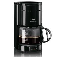 Braun KF47 10 Cup Coffee Maker 220 Volt