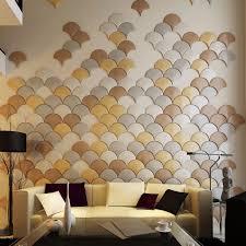 3d leder wandaufkleber schälen und stick kunstleder wandfliesen für wohnzimmer schlafzimmer tv hintergrund dach design