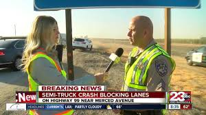 Two Semi-trucks Crash On SB Highway 99 Near Merced Avenue - YouTube Truck Wash In California Best Rv Our Trucks Picture 23 Of 50 Landscaping Trailer For Sale Of New 2016 Tnt Merced Wedding Rentals Reviews Custom Trailers Power Sports Showroom Model Details 1 Dead Injured County Accident Abc30com Lieto Finland August 3 Blue Mercedesbenz Actros 2546 Freight Train Crashes Into Ctortrailer Atwater Sunstar Juan Juanmerced5 Twitter Skin Williams F1 Team On The Tractor Unit Euro