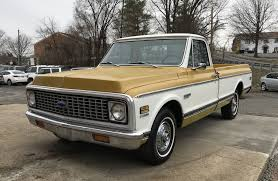 1971 Chevrolet C-10 Cheyenne Super For Sale | AutaBuy.com 1971 Chevy Cheyenne Super Short Box Big Block For Sale The New And Used Trucks For On Cmialucktradercom 1972 Chevrolet Cheyenne 4x4 Truck Labzada T Shirt Tyrrell Company In Wy Fort Collins Chevy Short Box K10 6772 Pickup Gmc Ck 10 Questions Are These Tailights Special Cargurus 1974 C10 Very Original Unmolested 1968 Lifted C Dealer Keeping Classic Look Alive With This Preowned Models Minnesota Complete Restoration Vintage Vintage