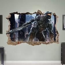 Halo 4 Bedroom Decor