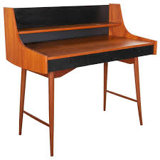 Drop Front Writing Desk by Ola Desk By John Texmon At 1stdibs