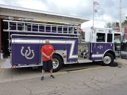 Martins Ferry (OH) Puts Purple Fire Apparatus Into Service - Fire ... Why Sutphen Pumpers Stevens Fire Equipment Inc New Haven Ct Fd Tower 1 100 Aerial Emergency Summerville Sc Rescue Apparatus Flickr Recent Deliveries Custom Trucks On Twitter Builttodowork Faulty Fire Truck Pinches Centre Region Cog Budget Daily Times Featured Post Chrisjacksonsc Youve Got Average Trucks And Dormont Department Co Customfire Alliance Industrial Solutions 1993 Ladder Quint Command 2005 Pennsylvania Usa Stock Photo 60397667 Alamy